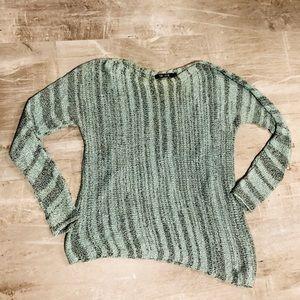 Nic + Zoe Asymmetrical sweater